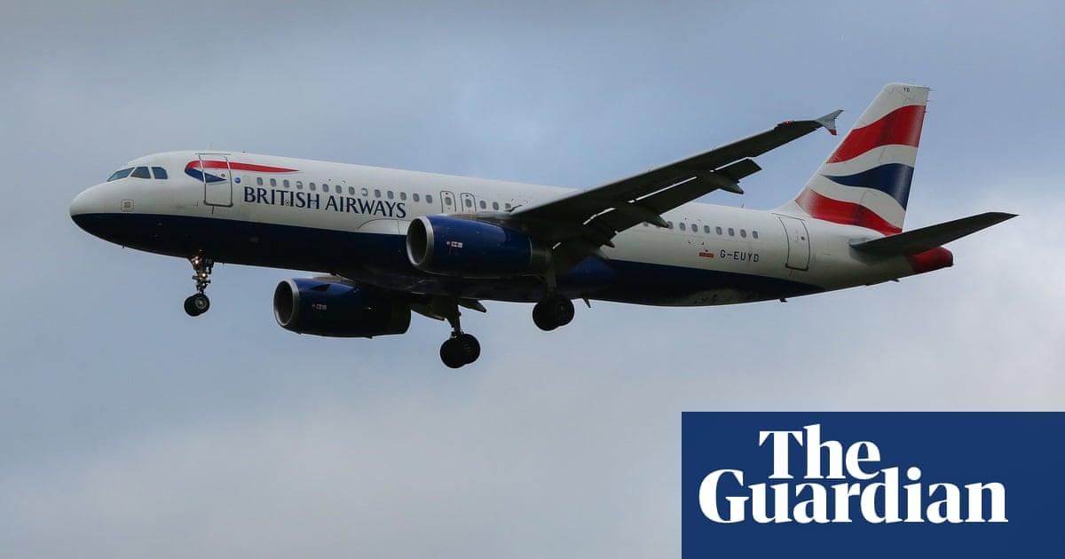 British Airways plane in emergency landing at Gatwick