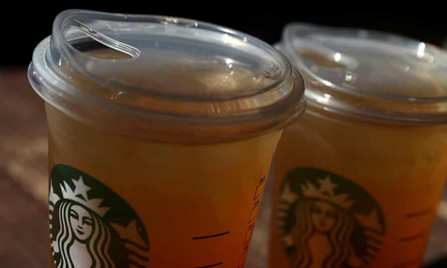 Starbucks is making its sippable lids standard, in a move to eliminate straws.