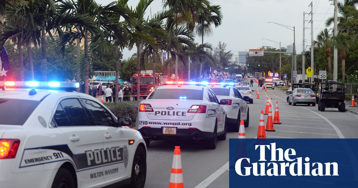 Florida Pride parade crash that killed one appears unintentional, officials say - the guardian