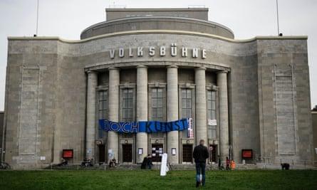Volksbühne theatre