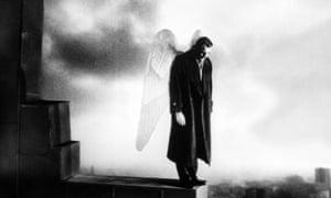 Bruno Ganz in Wings of Desire, 1987.