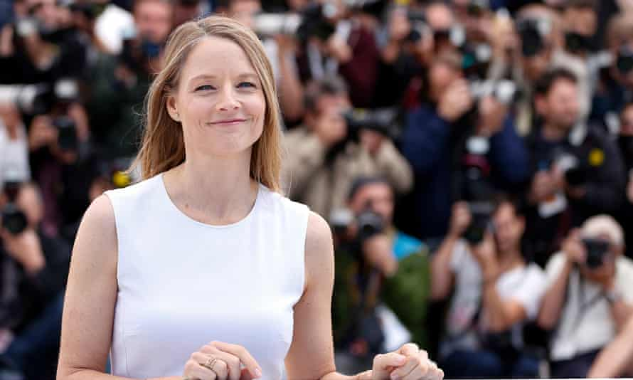 Jodie Foster poses during the photocall for 'Money Monster' at the 69th annual Cannes Film Festival, in Cannes, France, 12 May 2016