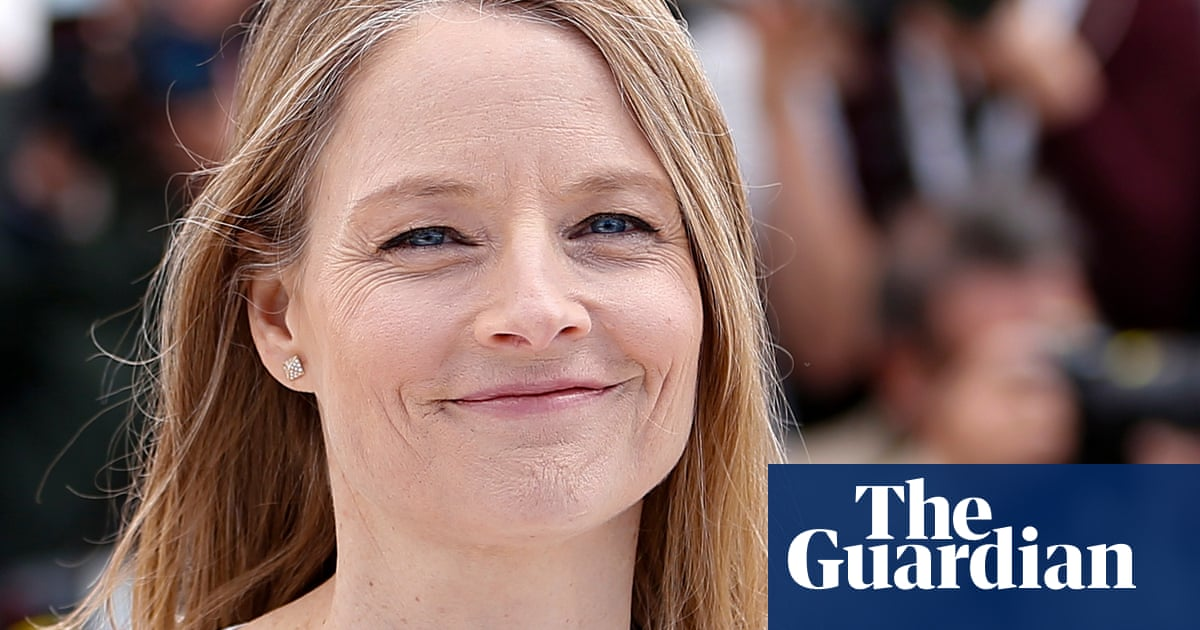 Jodie Foster gets honorary Palme d'Or from Cannes film festival