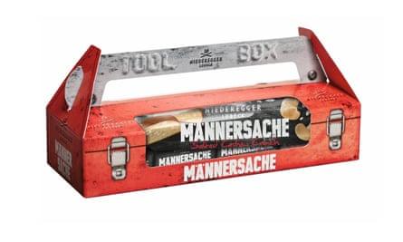 Niederegger marzipan box, £9.50chocolatesdirect.co.uk