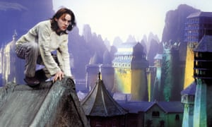 Making the leap from small to big screen ... Jonathan Rhys Meyers in the BBC's 2000 adaptation of Gormenghast.