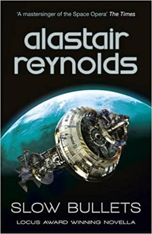 Alastair Reynolds' Slow Bullets