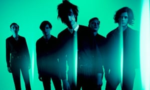 V for victory … the Horrors 2017.