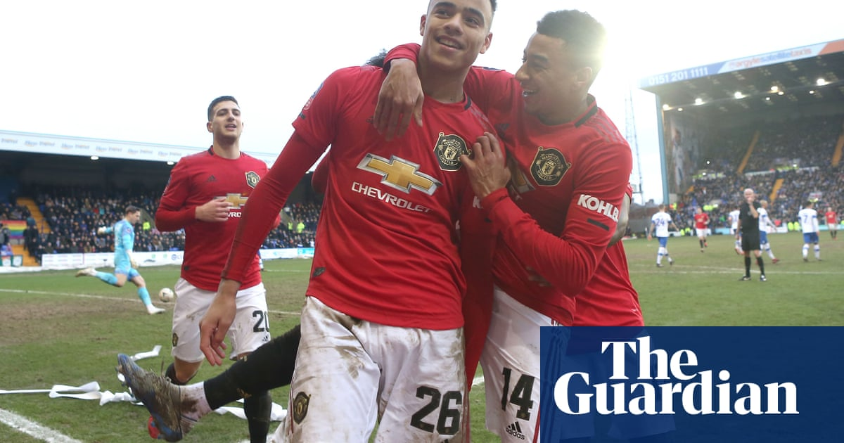 Solskjær finds FA Cup respite as Manchester United hit Tranmere for six