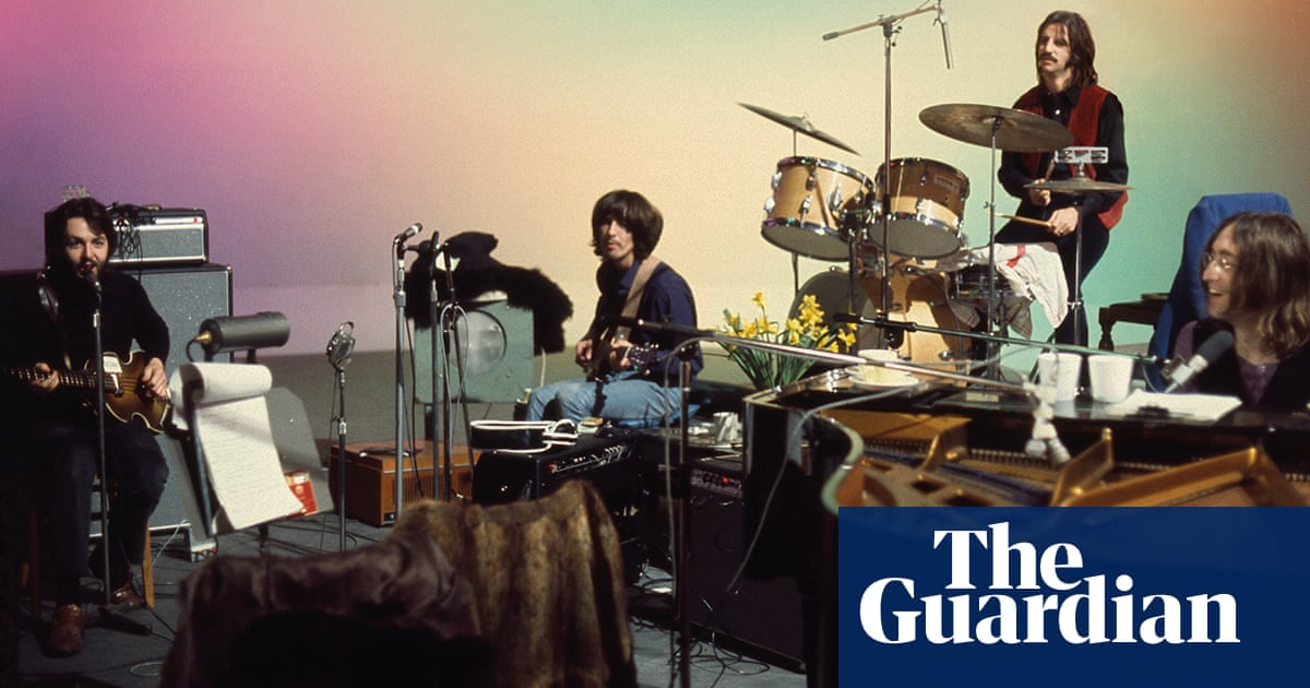 The Beatles announce Get Back, first official book in 20 years