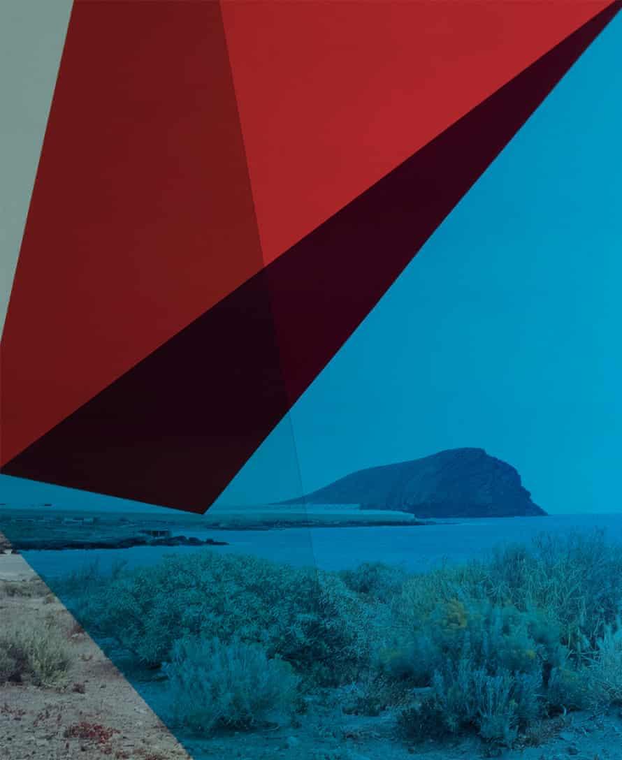 An image of a landscape by Seba Kurtis entitled Evictions, 2014.