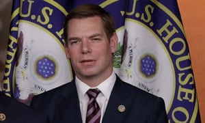 California Democratic representative Eric Swalwell will declare his presidential run on CBS's The Late Show next week.