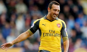Arsenal's Santi Cazorla has revealed he needed surgery because of 'some discomfort in the tendon'.