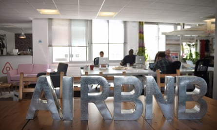 A few 'sharing' startups such as Airbnb have hit it big.