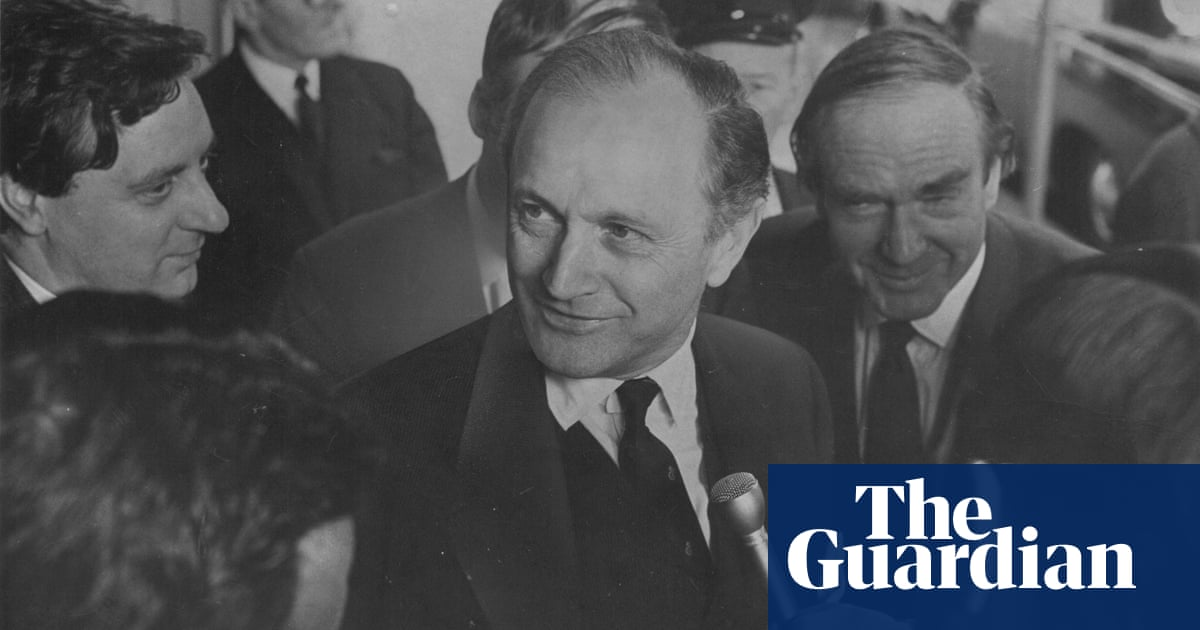 Lord Chalfont obituary
