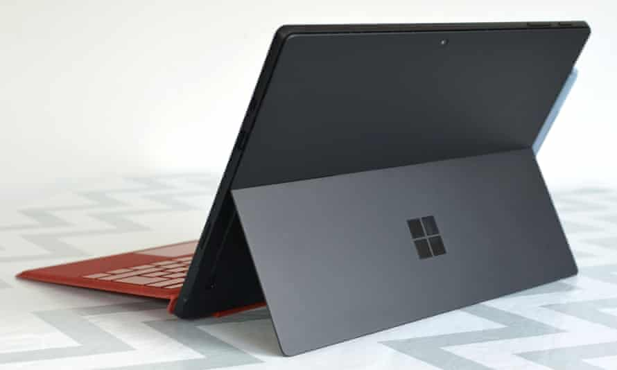 Microsoft Surface Pro 7 Review The Best Windows 10 Tablet Pc You Can Buy Microsoft Surface The Guardian
