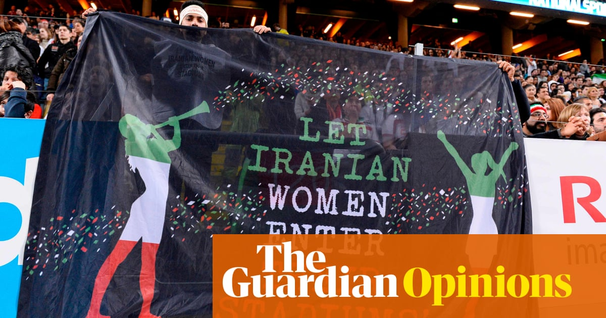 Grotesque tragedy unlikely to shame Fifa into action over Iran's ban on female fans | Marina Hyde