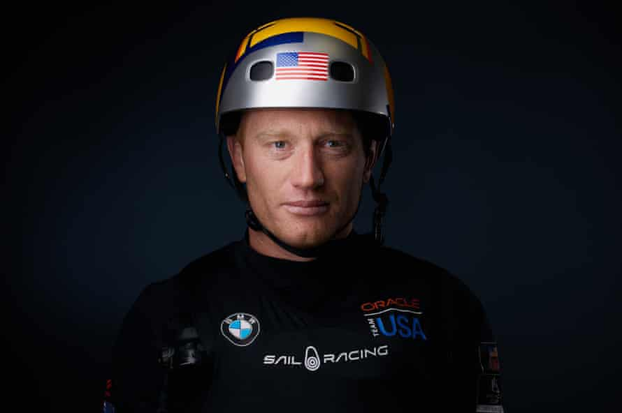 Jimmy Spithill, captain of defending America's Cup holder Oracle Team USA .