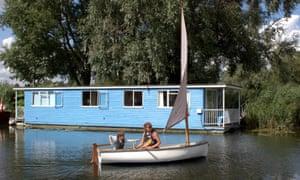 Hippersons Boatyard Norfolk