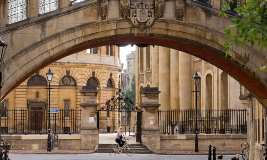 Oxford has improved its position in the rankings thanks to new graduate jobs data.