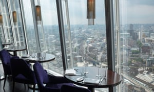 The view from Aqua Shard.