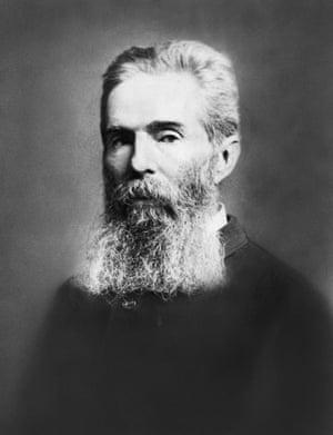 Herman Melville, c1885.