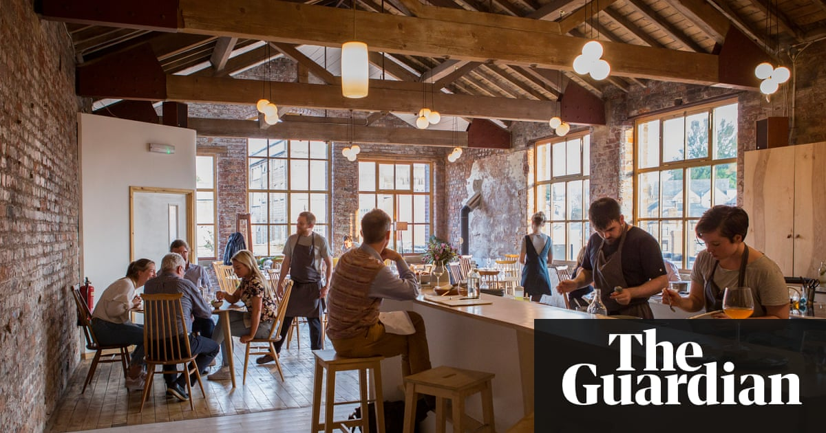 Where the light gets in stockport the most exciting food ive eaten in years restaurant review marina oloughlin life and style the guardian