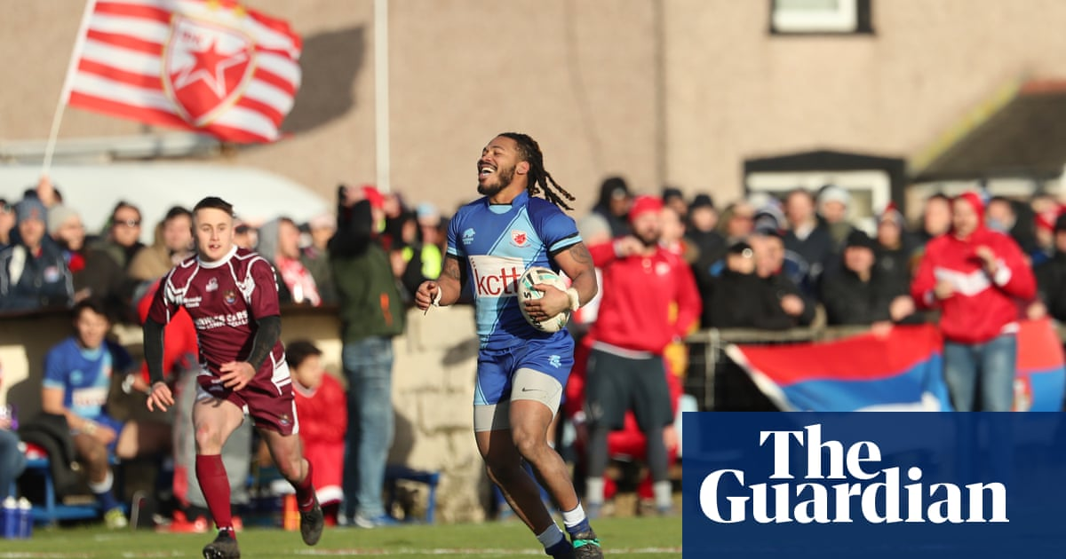 Red Star Belgrade plan to join New York and Ottawa in RFL's League 1