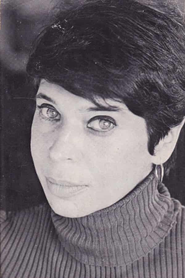 Vivian Gornick in the 1970s.