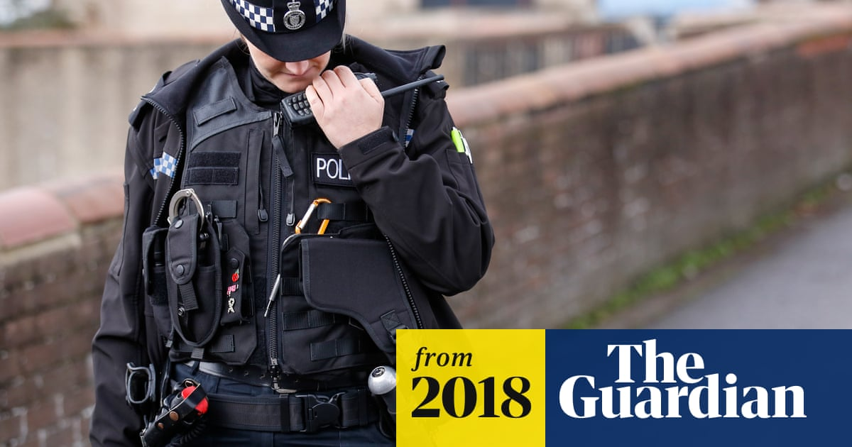 825e7e84a Watchdog rebukes Theresa May over police funding claims | UK news ...