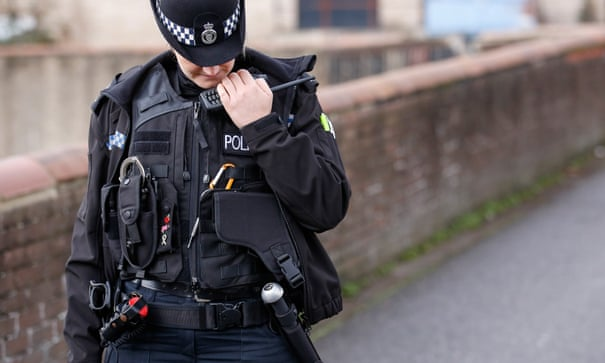 Watchdog rebukes Theresa May over police funding claims   UK news