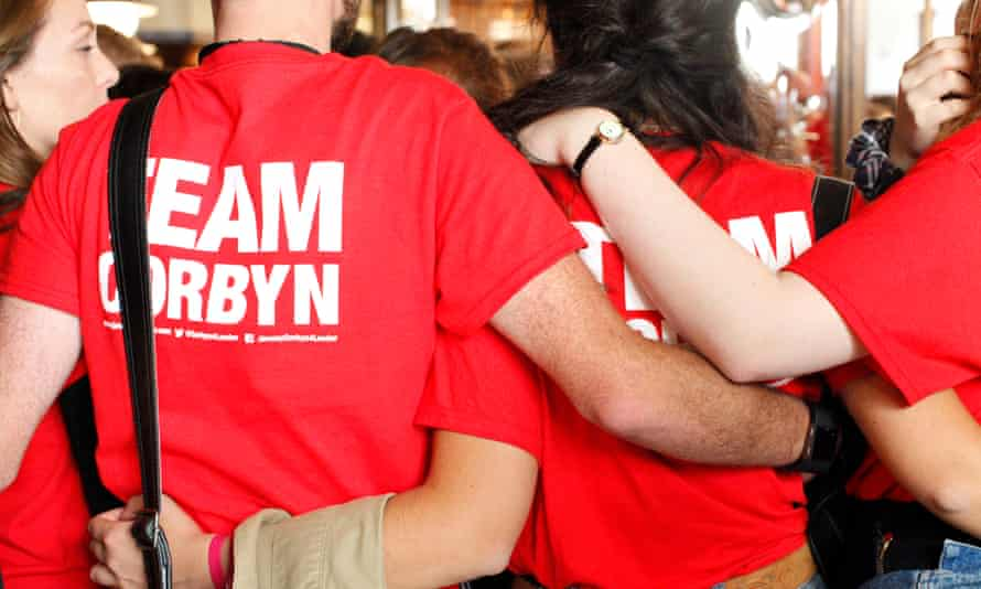 New Corbyn supporters