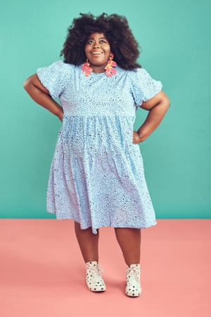 'I thought: I deserve to be bullied and treated unfairly, because of my weight.'