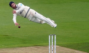 New Zealand's captain Kane Williamson attempts a run-out.