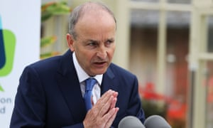 Taoiseach Micheal Martin pictured on Wednesday.