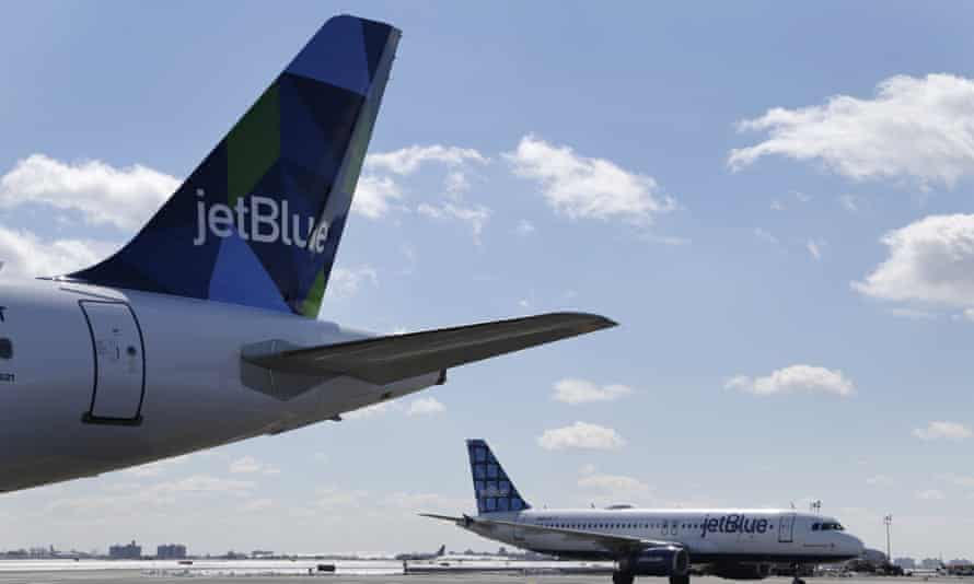 In an email to employees, JetBlue president Joanna Geraghty wrote: 'The grass is not greener on the other side of the fence and you don't have to look over that fence to see what unions have done (or failed to do) at other airlines.'