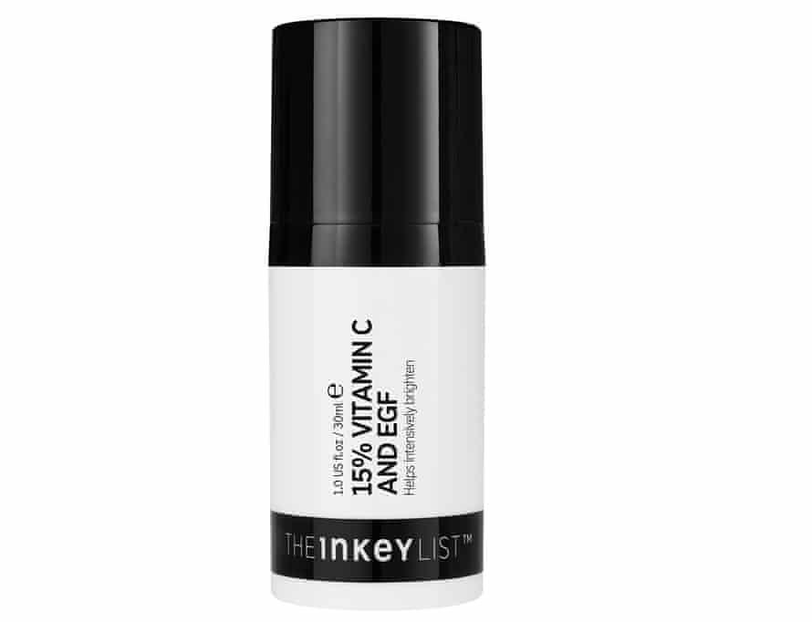 The Inkey List Vitamin C and EGF Serum