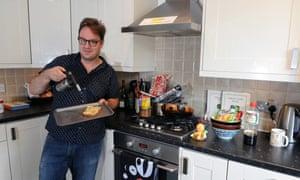 Tim Anderson's kitchen – and his recipe for chicken katsu ...