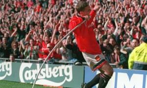 Lee Sharpe, Manchester United