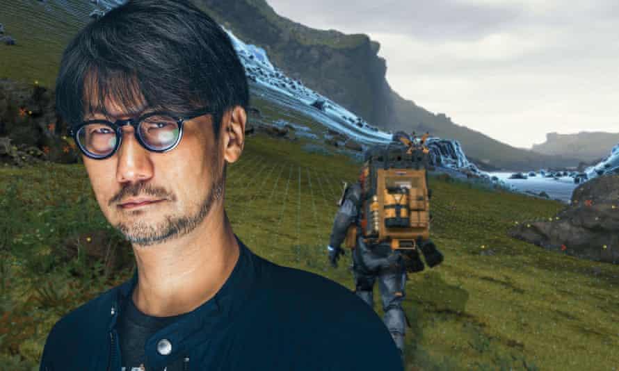 Hideo Kojima and Death Stranding.