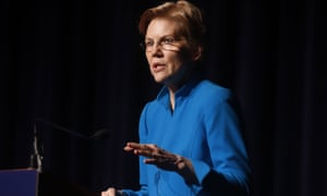 After Elizabeth Warren, the Democratic Massachusetts senator, announced her presidential run, a debate followed over whether she could pass a 'likability test.'