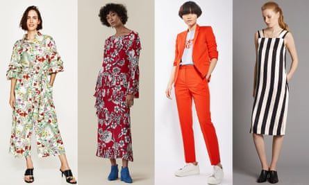 Dress To Impress What To Wear If You Re A Wedding Guest Fashion The Guardian