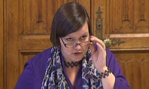 Labour MP and public accounts committee chair Meg Hillier.