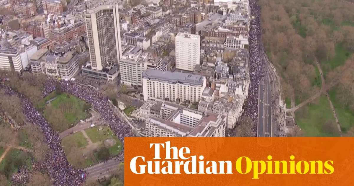 The campaign to stop Brexit has never found the right words | Andy Beckett
