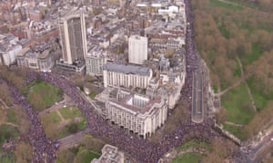 People's Vote march, London, 23/03/2019
