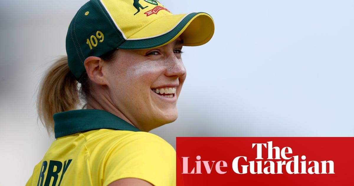 New Zealand v Australia: first women's T20 international – live!