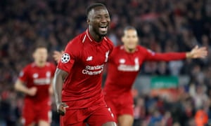 Naby Keita will take a holiday before the trip  to the United States
