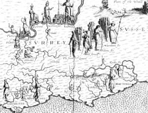 Surrey and London, from Albion's Glorious Ile