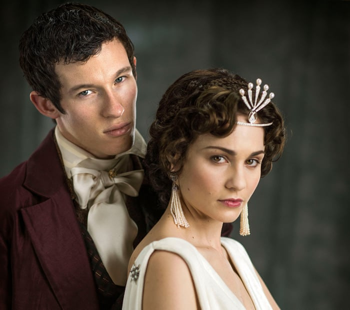 War and Peace recap: episode two – forget pecs appeal, it's all about the  flop of the fringe   Television & radio   The Guardian