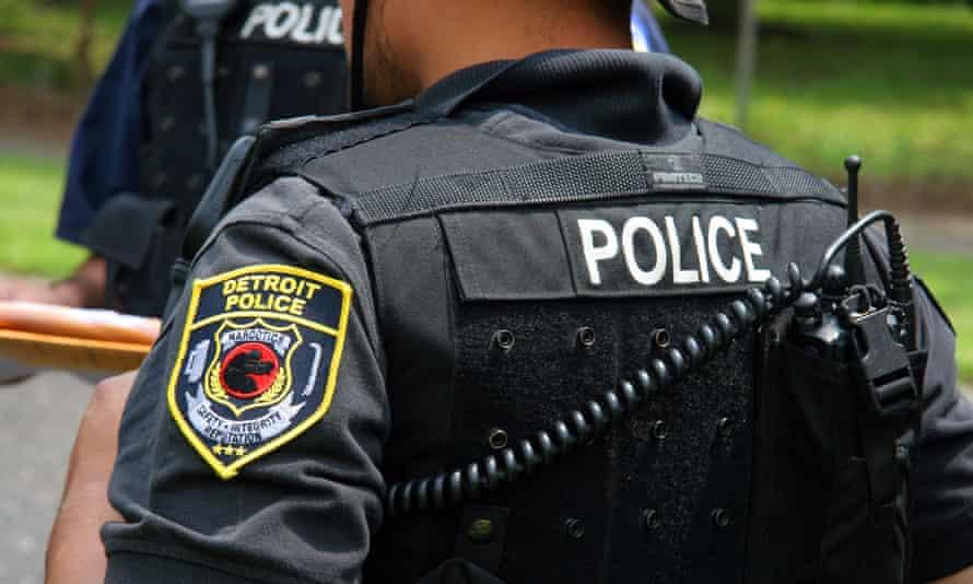 A Detroit narcotics officer