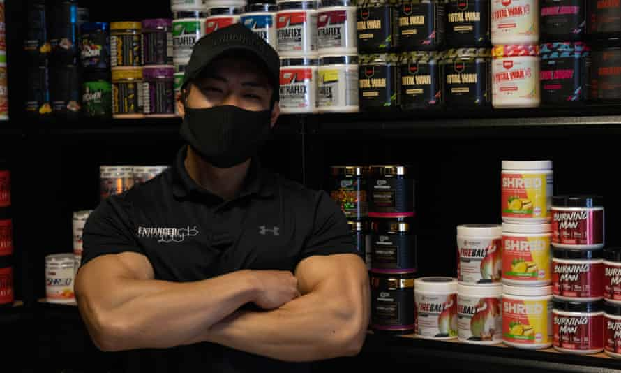 Regienald Panganiban from Enhanced Supplements in Fairfield